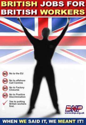 La ultraderecha británica asoma
